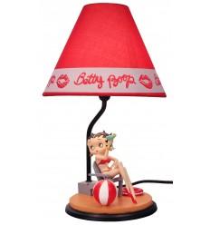 LAMPARA BETTY BOOP EN LA PLAYA